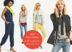 Spring can't come soon enough!  www.jeanettemurphey.cabionline.com