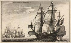 Wenceslas_Hollar__Dutch_warships_(State_2).jpg (5704×3478)