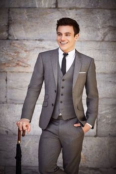 french blue three piece suits - Google Search