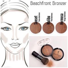 Younique beach front bronzer- add a summer glow to your life