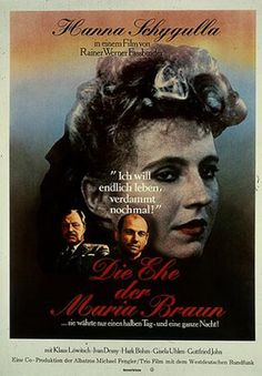 The Marriage of Maria Braun(1979)