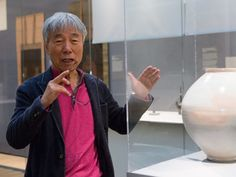"""Lee Ufan on the """"Moon Jar"""" 