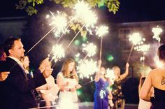 Here at Keith Watson Events, more and more brides are requesting that the grand exit at their wedding be a sparkler send off with all of their guests. Wedding Send Off, Wedding Exits, Wedding Photos, Wedding Ideas, Wedding Stuff, Wedding Decorations, Wedding Sparklers, Sparkler Send Off, Products
