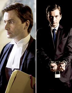 David Tennant in The Escape Artist (2013)