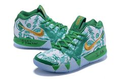 sale retailer 4b1ca b0b06 Ancient Egypt s Pyramids Inspire NBA Star Kyrie Irving s Remixed Sneaker  With Concepts   HEY SPORT. 2018 EDITION BUSINESS NEWS CLIPS   Sneakers,  Nike kyrie, ...