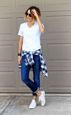 Blue jeans + cons; This is so me. V! Check out Stitchfix at https://www.stitchfix.com/referral/6662521
