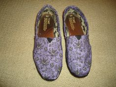 Haunted Mansion Inspired Toms