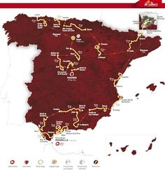 2015 #VueltaEspaña Live Video, Route, Startlist, Preview, Results, Photos, TV