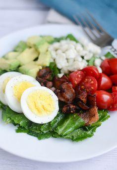 Kale Cobb Salad #boldbacon AD