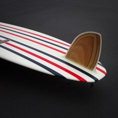 Surf Thump - Hyson-inspired hotcoat stripes. Plywood D-fun by Gully