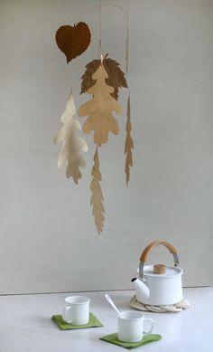 Matisse Inspired Autumn Mobile