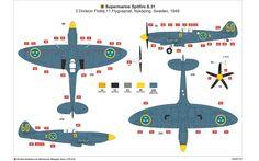 Airfix A02017A Supermarine Spitfire Pr.XIX 1:72