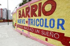 Rehabilitadas 491 mil viviendas por Barrio Nuevo, Barrio Tricolor