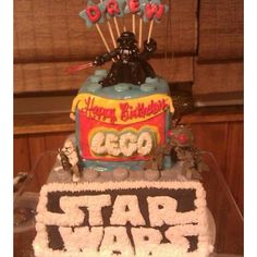 Lego Star Wars birthday