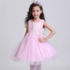 Свадьба корейский осень и зима детей платье юбка платье принцессы девушки день рождения костюм цветок девушка туту платье ребенок