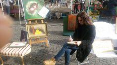 Ionela Aleonte #poesiedautunno, #poemsofautumn - La Castagnata, Fermo 15.11.2015