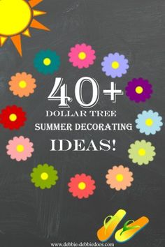 40+ summer decoratin