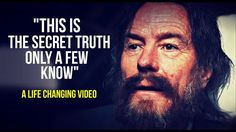 The Secret truth a Life changing motivational speech video. Motivational Speeches, Motivational Videos, Inspirational Videos, A Course In Miracles, Happiness, Daily Motivation, Motivation Youtube, Motivation Inspiration, Ted Talks
