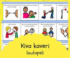 ystävyys ja leikkitaidot Early Education, Behavior Management, Social Skills, Pre School, Feelings, Math, Children, Kids, Childhood Education