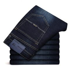 mens Jeans – High Fashion For Men Business Fashion, Business Casual, Elastic Jeans, Latest Jeans, High Jeans, Men's Jeans, Dress Loafers, Ripped Skinny Jeans, Pants Pattern