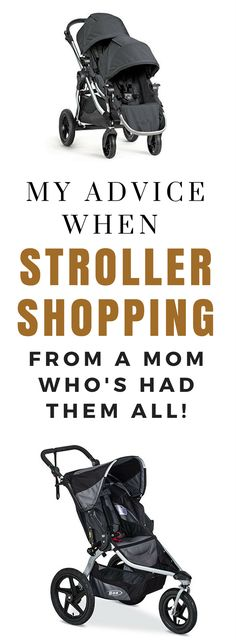 I've bought a lot of strollers. I have had them all, umbrella, BOB jogger, City Select, Joovy, and more. I go over some great advice and information!
