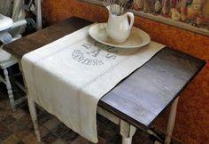 Shabby Love: Farmhouse Table Redo and Tutorial