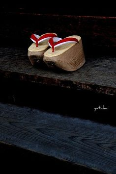 maiko's shoes