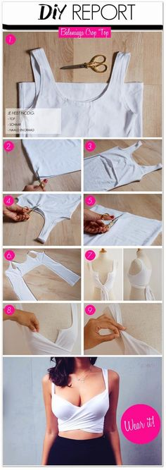 DIY: Crop Top