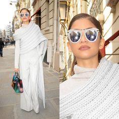 """-3/8/16, New photos- Zendaya leaving her hotel in Paris #Zendaya | @zendaya"""