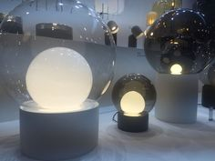Boule medium table lamp - Home Decorating Trends - Homedit