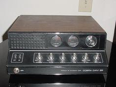 Cobra 2010 GTL WX CB Base Station Radio & Technology