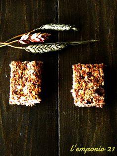 L'Emporio 21: Le barrette ai cereali di Marco Bianchi