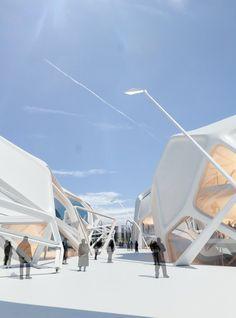 Nympha Cultural Center for future Bucharest / upgrade.studio - eVolo | Architecture Magazine