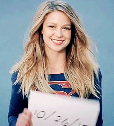 Melissa Benoist as Kara Danvers/Supergirl, coming to CBS on cbs supergirl gifs Melissa Marie Benoist, Melissa Benoist Hot, Kara Danvers Supergirl, Supergirl 2015, Supergirl And Flash, Supergirl Season, Melissa Benoit, Girls Tv Series, Melissa Supergirl