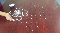 Rangoli Presents For Competition Multi Flowers Rangoli Designs With 11 T...