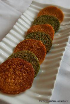 Savory Pancake   www.indoglobalfood.com