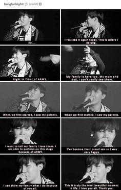 This is so emotional omygod I'm nOT crying definitely not just ugh    bts    jhope    hoseok    kpop