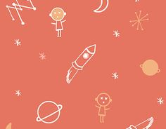 """Check out new work on my @Behance portfolio: """"Space pattern"""" http://be.net/gallery/43580727/Space-pattern"""