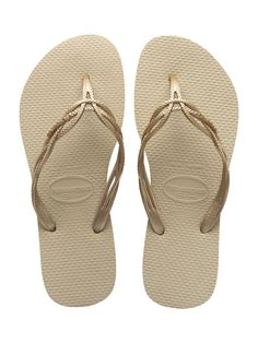 388d3876b13305 Flash sweet Havaianas Beige at Flopestore France