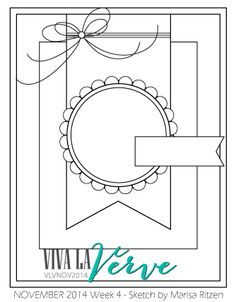 Viva la Verve Sketches: Viva La Verve November 2014 Week 4 Sketch