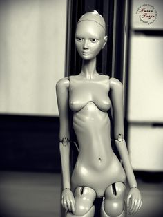 Ana - my BJD, she has 33,5 cm/ 13 inch.