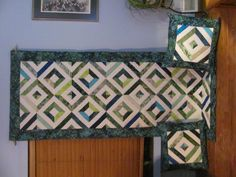 Quilting: Bed runner