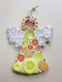 Fun Lily Mosaics D.I.Y. Mosaic Angel Kit for by LilyMosaicsbyLis