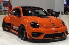 Wide Body Beetle