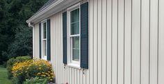 Aside Board & Batten Premium Vertical Siding