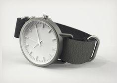 3D-Printed Titanium Watch