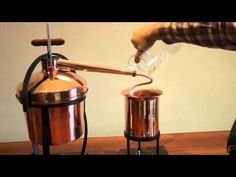 Alambiques Caseros - YouTube