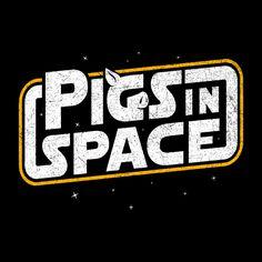 Pigs In Space — TShirtVortex