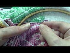 Încrețul ornamental - Model 1 - Partea 1 - YouTube