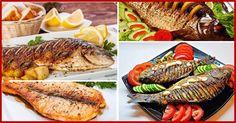 5 rețete extraordinare de pește la cuptor. Delicios și sățios! - Bucatarul Romanian Food, Top 5, Turkey, Meat, Cooking, Ethnic Recipes, Kitchen, Turkey Country, Brewing